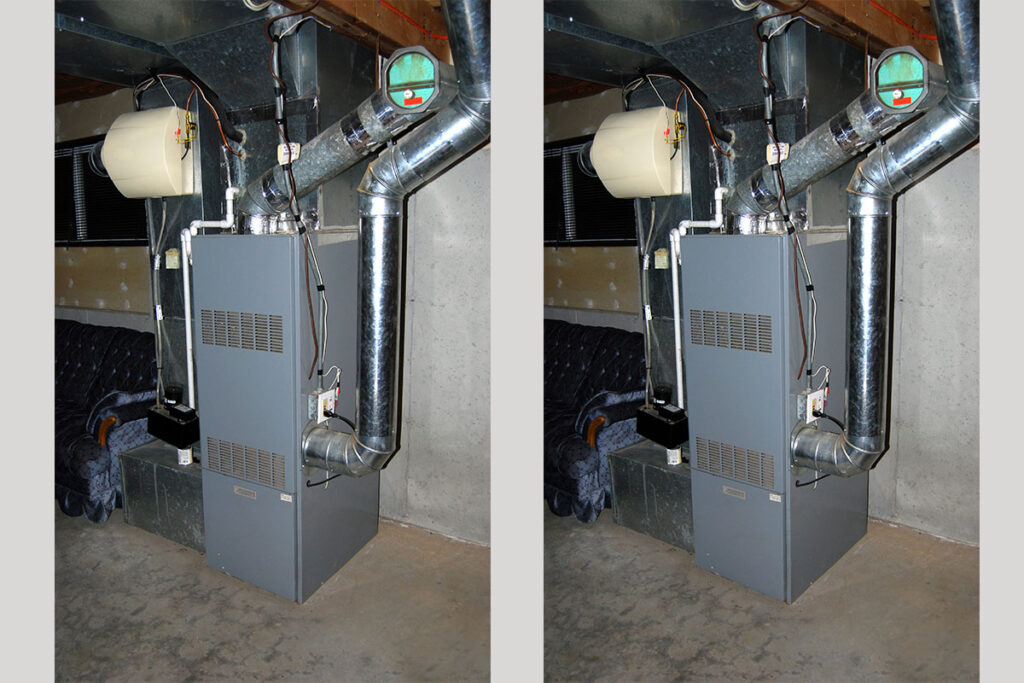 what does a furnace reset